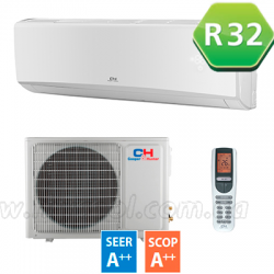 COOPER&HUNTER CH-S24FTXLE-NG with WIFI Alpha (Inverter)