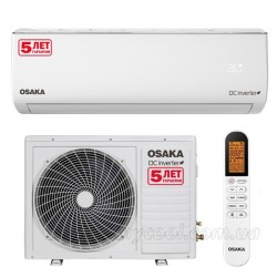 OSAKA STVP-09HH кондиционер серии Power PRO DC Inverter до 25 м.кв.