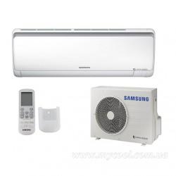 Samsung AR09RSFPAWQNER до 25 кв.м. инверторный кондиционер серия Maldives (AR5500M) до -20С