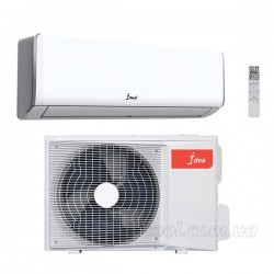 Idea ISR-12-HR-SC1-DN8 HB до 35 кв.м.  серия DC Inverter до -25С