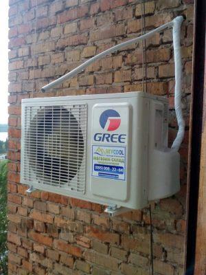 бытовой инверторный кондиционер GREE