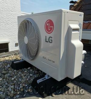 кондиционеры LG гарантия 10 лет на компрессор.